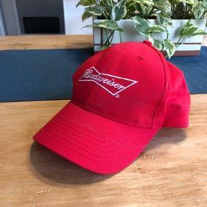 Budweiser Baseball Hat